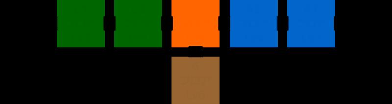 ヤムハス地下道の構造